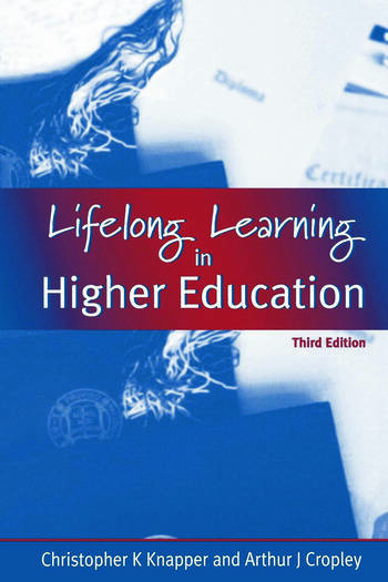 Lifelong Learning in Higher Education book cover