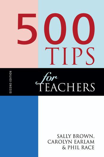 500 Tips for Teachers book cover