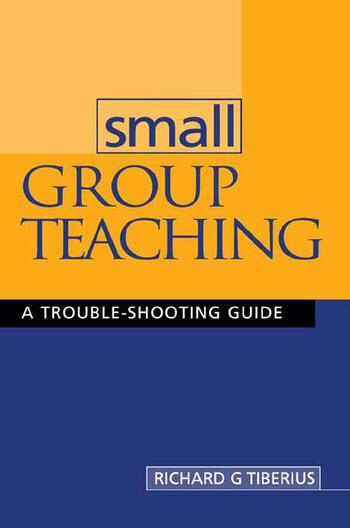 Small Group Teaching A Trouble-shooting Guide book cover