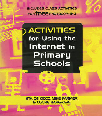 Activities for Using the Internet in Primary Schools book cover