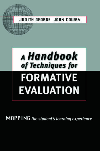 A Handbook of Techniques for Formative Evaluation Mapping the Students' Learning Experience book cover