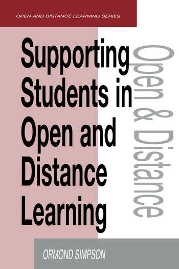 Supporting Students in Online Open and Distance Learning book cover