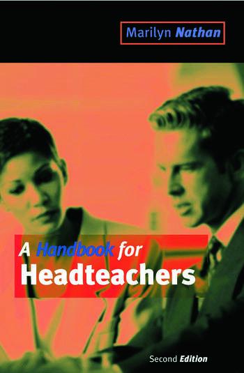 A Handbook for Headteachers book cover
