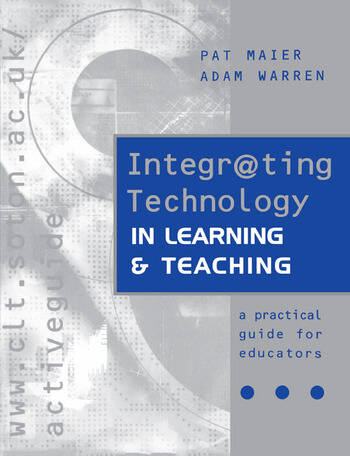 Integr@ting Technology in Learning and Teaching book cover