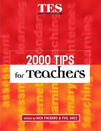 2000 Tips for Teachers book cover