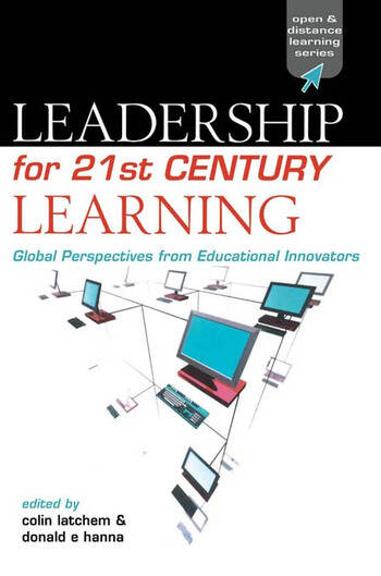 Leadership for 21st Century Learning Global Perspectives from International Experts book cover