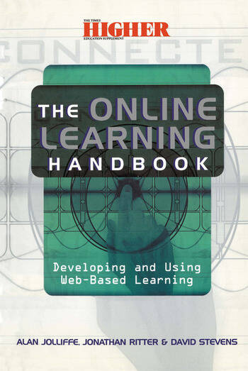 The Online Learning Handbook Developing and Using Web-based Learning book cover