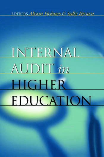 Internal Audit in Higher Education book cover