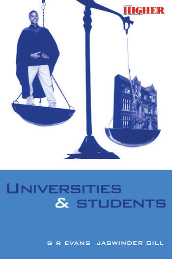 Universities and Students A Guide to Rights, Responsibilities and Practical Remedies book cover