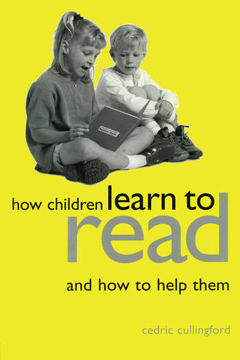 How Children Learn to Read and How to Help Them book cover