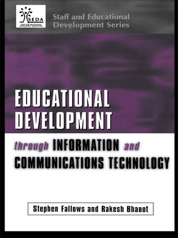 Educational Development Through Information and Communications Technology book cover
