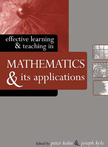 Effective Learning and Teaching in Mathematics and Its Applications book cover