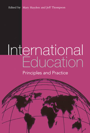 International Education book cover