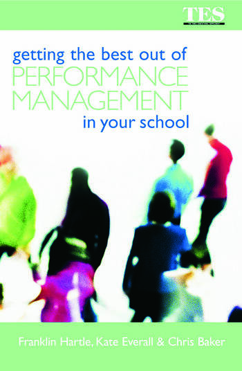 Getting the Best Out of Performance Management in Your School book cover
