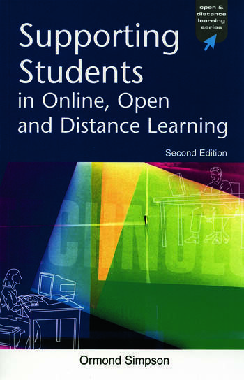 Supporting Students in Online, Open and Distance Learning book cover