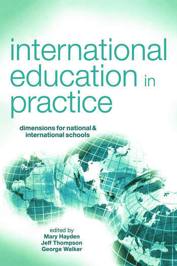 International Education in Practice Dimensions for Schools and International Schools book cover
