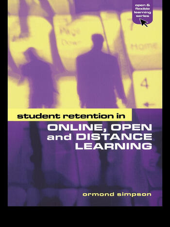 Student Retention in Online, Open and Distance Learning book cover