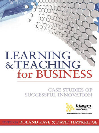 Learning and Teaching for Business Case Studies of Successful Innovation book cover