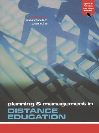 Planning and Management in Distance Education book cover