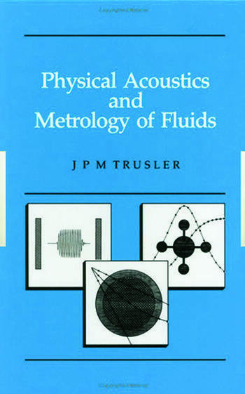 Physical Acoustics and Metrology of Fluids book cover