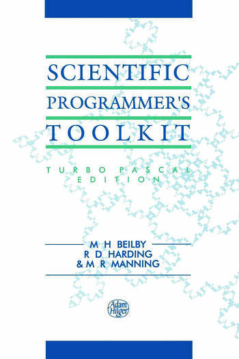 Scientific Programmer's Toolkit Turbo Pascal Edition book cover