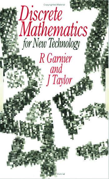 Discrete Mathematics for New Technology book cover