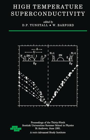 High Temperature Superconductivity book cover