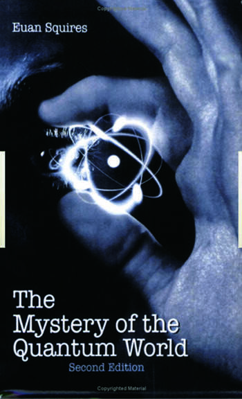 The Mystery of the Quantum World book cover