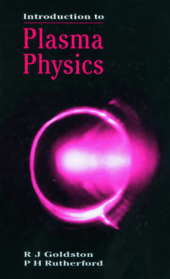 Introduction to Plasma Physics book cover