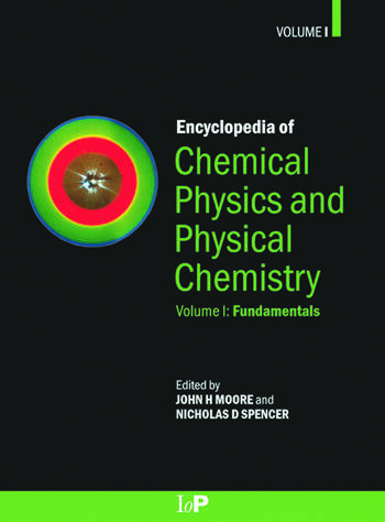 Encyclopedia of Chemical Physics and Physical Chemistry - 3 Volume Set book cover