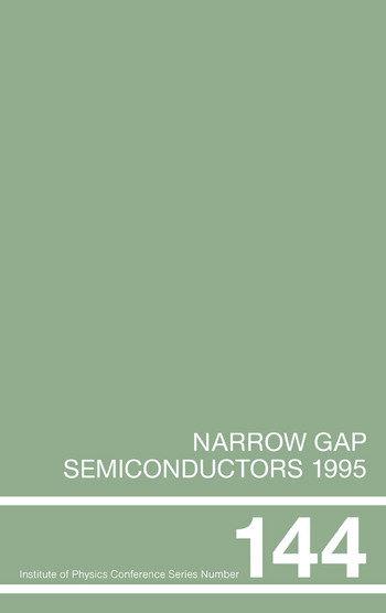 Narrow Gap Semiconductors 1995 Proceedings of the Seventh International Conference on Narrow Gap Semiconductors, Santa Fe, New Mexico, 8-12 January 1995 book cover