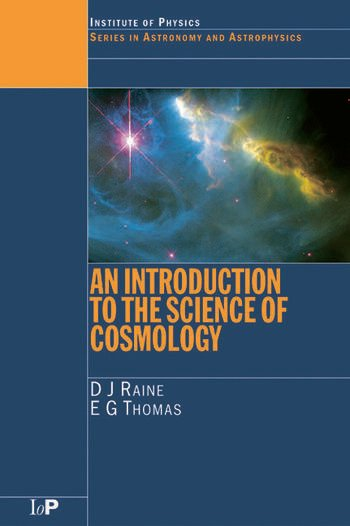An Introduction to the Science of Cosmology book cover