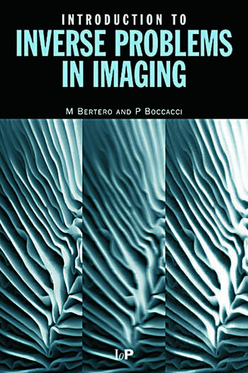 Introduction to Inverse Problems in Imaging book cover
