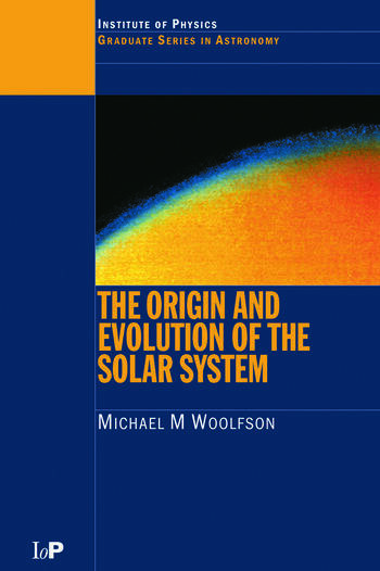 The Origin and Evolution of the Solar System book cover