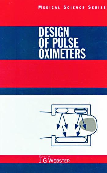 Design of Pulse Oximeters book cover
