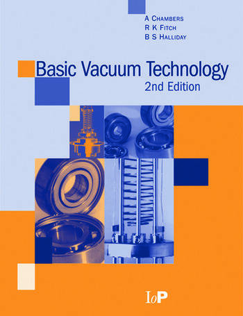 Basic Vacuum Technology, 2nd edition book cover