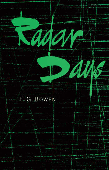 Radar Days book cover