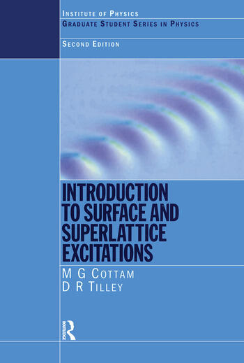 Introduction to Surface and Superlattice Excitations book cover
