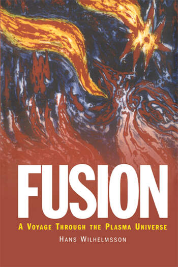 Fusion A Voyage Through the Plasma Universe book cover