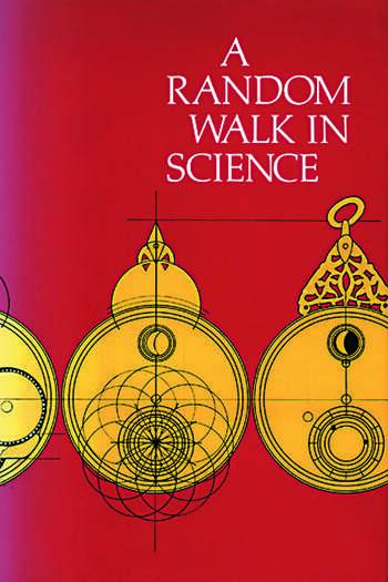 A Random Walk in Science book cover
