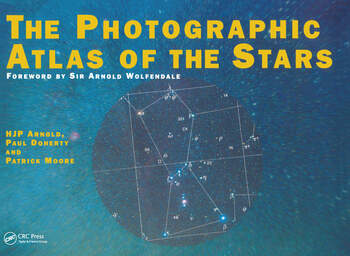 The Photographic Atlas of the Stars book cover