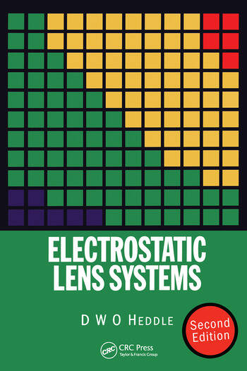 Electrostatic Lens Systems, 2nd edition book cover