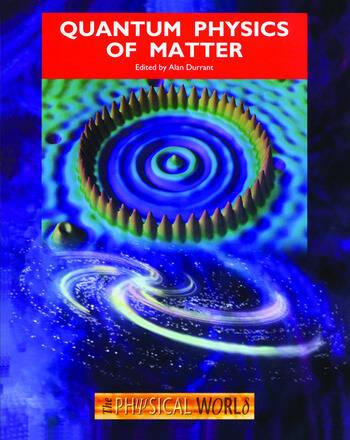 Quantum Physics of Matter book cover