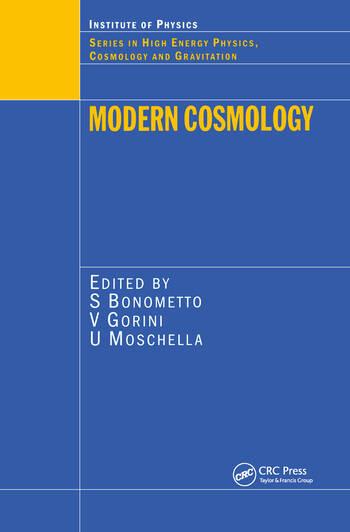 Modern Cosmology book cover