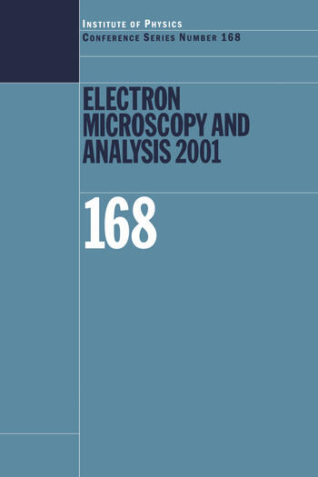 Electron Microscopy and Analysis 2001 book cover