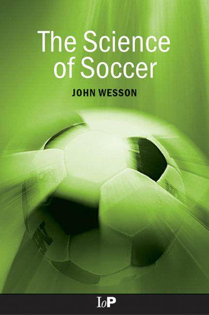 The Science Of Soccer Book Cover