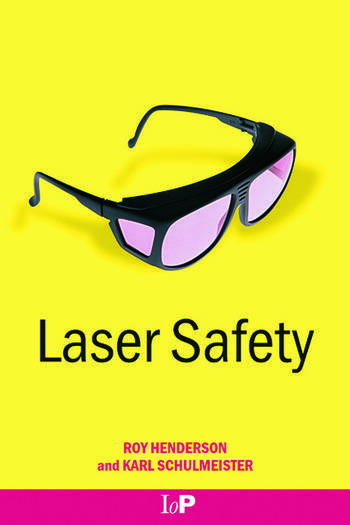 Laser Safety book cover