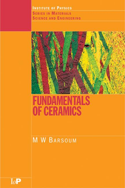 Fundamentals of Ceramics book cover