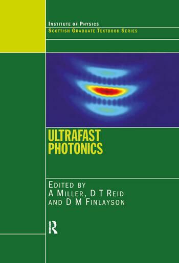 Ultrafast Photonics book cover