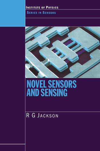 Novel Sensors and Sensing book cover